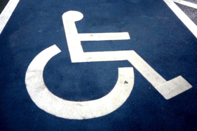 車椅子の表記